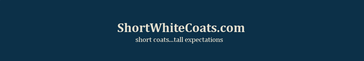 Short White Coats